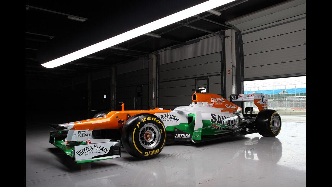 Force India Formel 1 2012