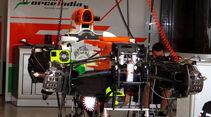 Force India - Formel 1 - GP Australien - 13. März 2013