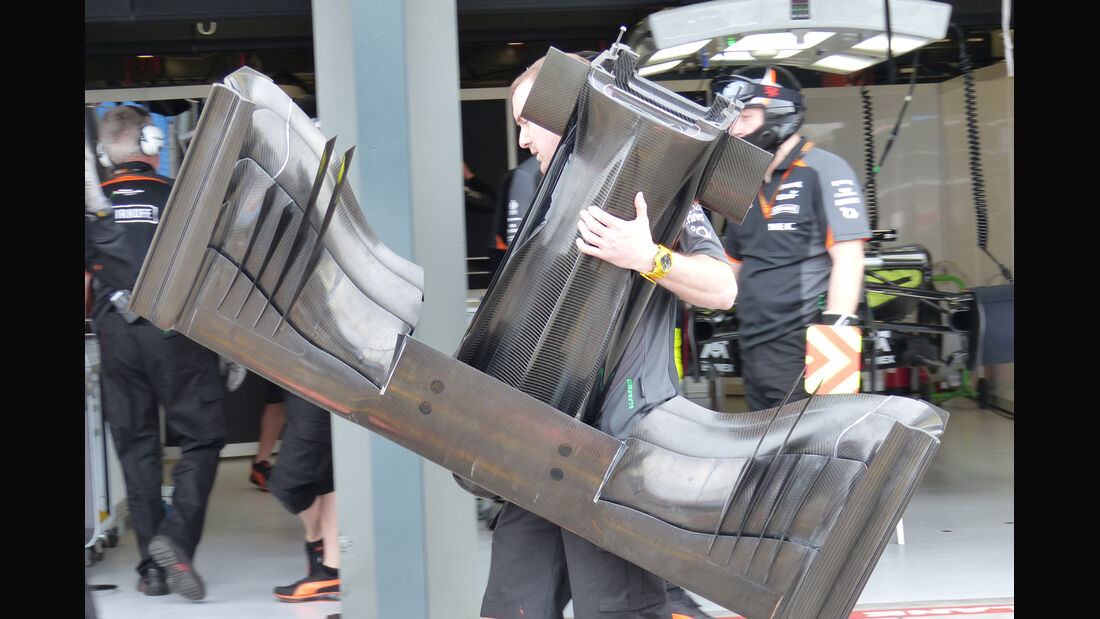 Force India - Formel 1 - GP Australien - 13. März 2015