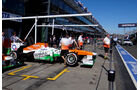 Force India - Formel 1 - GP Australien - 14. März 2013
