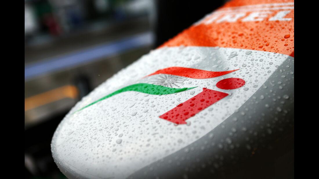 Force India - Formel 1 - GP Australien - 16. März 2013
