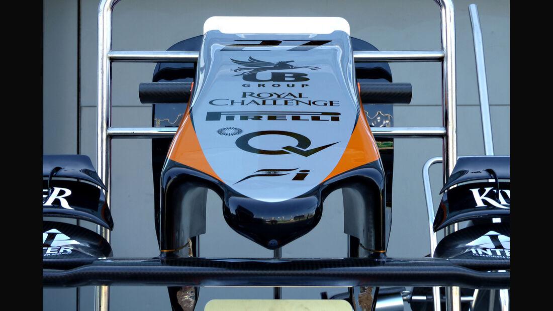 Force India - Formel 1 - GP Australien - Melbourne - 11. März 2015