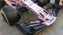 Force India - Formel 1 - GP Australien - Melbourne - 23. März 2017