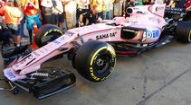 Force India - Formel 1 - GP Australien - Melbourne - 23. März 2017