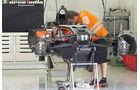 Force India - Formel 1 - GP Bahrain - 15. April 2015