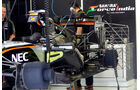 Force India - Formel 1 - GP Bahrain - 17. April 2015