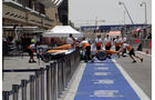 Force India - Formel 1 - GP Bahrain - 18. April 2013
