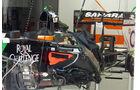 Force India - Formel 1 - GP Bahrain - Sakhir - 3. April 2014