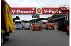 Force India - Formel 1 - GP Belgien - Spa-Francorchamps - 19. August 2015