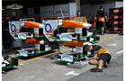 Force India - Formel 1 - GP Brasilien - 20. November 2013