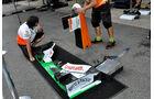 Force India - Formel 1 - GP Brasilien - 21. November 2013
