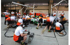 Force India - Formel 1 - GP China - 11. April 2013