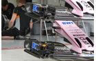 Force India - Formel 1 - GP China 2017 - Shanghai - 7.4.2017