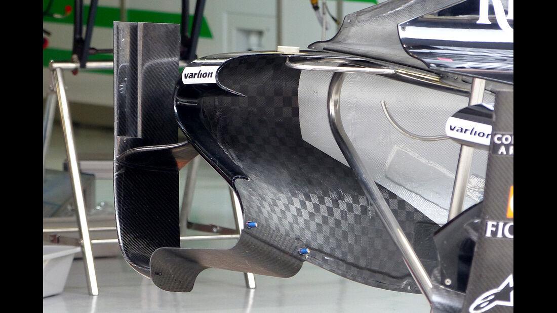 Force India - Formel 1 - GP China - Shanghai - 16. April 2014