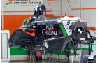 Force India - Formel 1 - GP China - Shanghai - 16. April 2014
