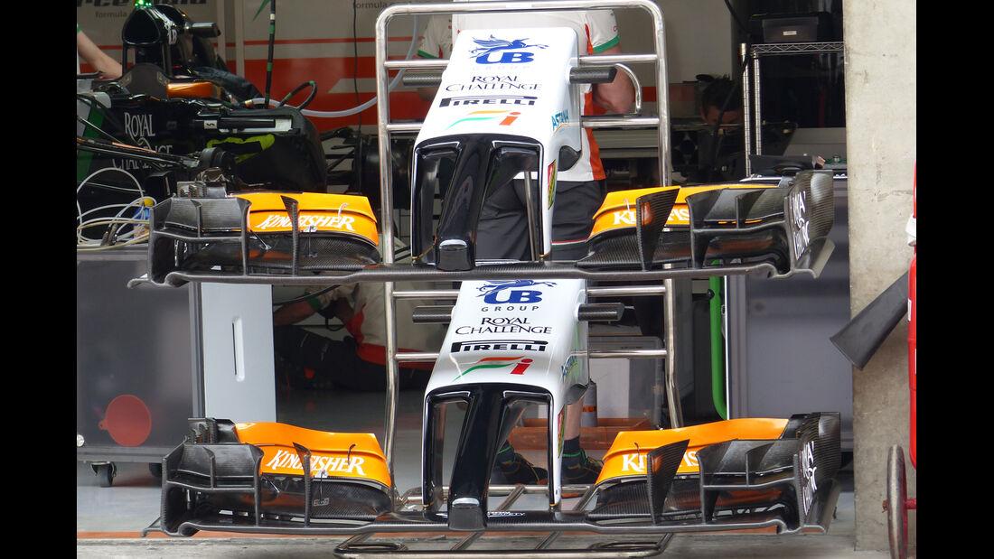 Force India - Formel 1 - GP China - Shanghai - 17. April 2014
