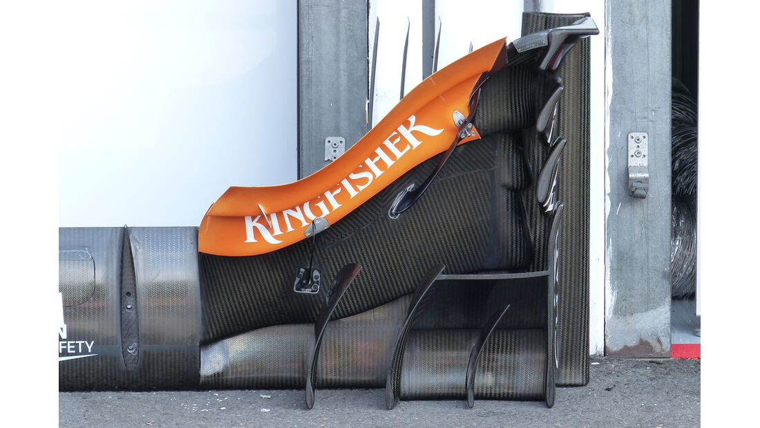 Force India - Formel 1 - GP Deutschland - Hockenheim - 16. Juli 2014