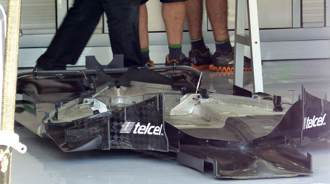 Force India - Formel 1 - GP Deutschland - Hockenheim - 17. Juli 2014