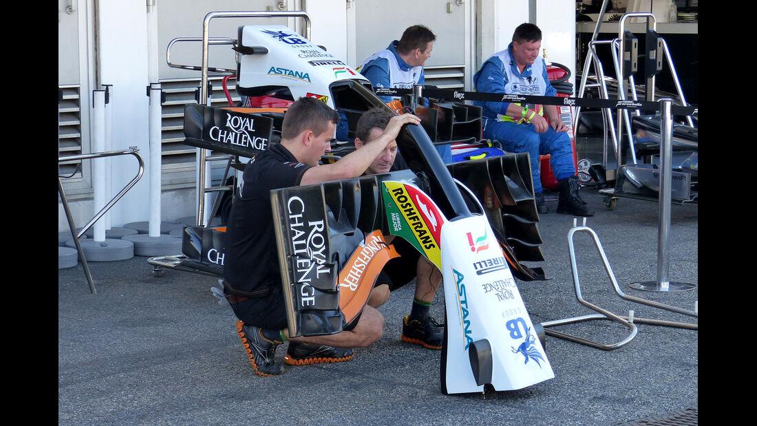 Force India - Formel 1 - GP Deutschland - Hockenheim - 18. Juli 2014