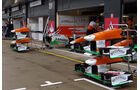 Force India - Formel 1 - GP England - 28. Juni 2013