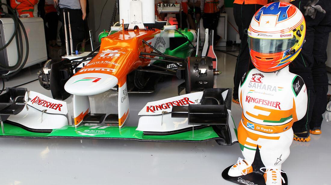 Force India - Formel 1 - GP England - Silverstone - 7. Juli 2012