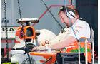 Force India - Formel 1 - GP Indien - Delhi - 24. Oktober 2013