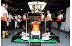 Force India - Formel 1 - GP Italien - 07. September 2012