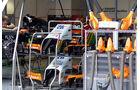 Force India - Formel 1 - GP Italien - 3. September 2014