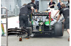 Force India  - Formel 1 - GP Italien - 5. September 2014