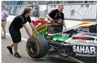 Force India  - Formel 1 - GP Italien - 5. September 2014