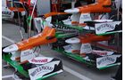 Force India - Formel 1 - GP Italien - 6. September 2012