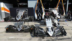 Force India - Formel 1  - GP Italien - Monza - 31. August 2016
