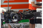 Force India - Formel 1 - GP Italien - Monza - 5. September 2013