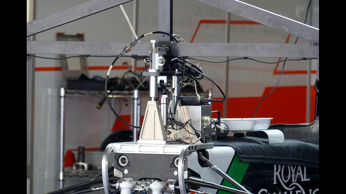 Force India - Formel 1 - GP Japan - Suzuka - 1. Oktober 2014