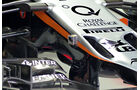 Force India - Formel 1 - GP Japan - Suzuka - 25. September 2015
