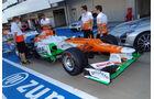 Force India - Formel 1 - GP Japan - Suzuka - 4. Oktober 2012