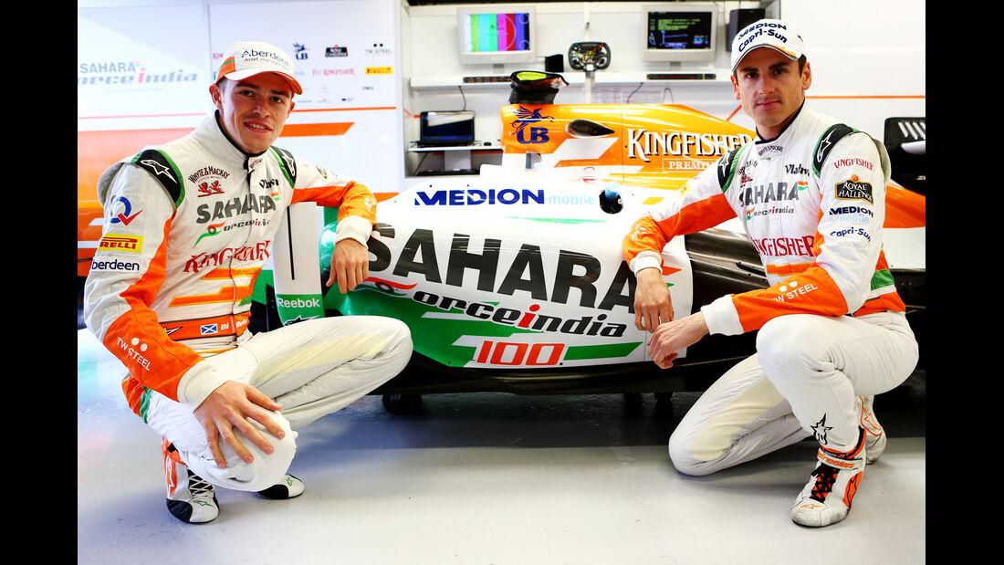 Force India - Formel 1 - GP Kanada 2013