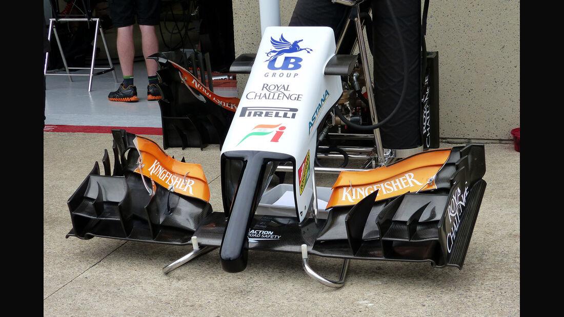Force India - Formel 1 - GP Kanada - Montreal - 5. Juni 2014