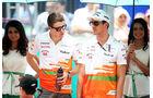 Force India - Formel 1 - GP Malaysia 2013