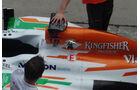 Force India - Formel 1 - GP Malaysia - 21. März 2013