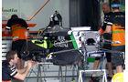 Force India - Formel 1 - GP Malaysia - 26. März 2014