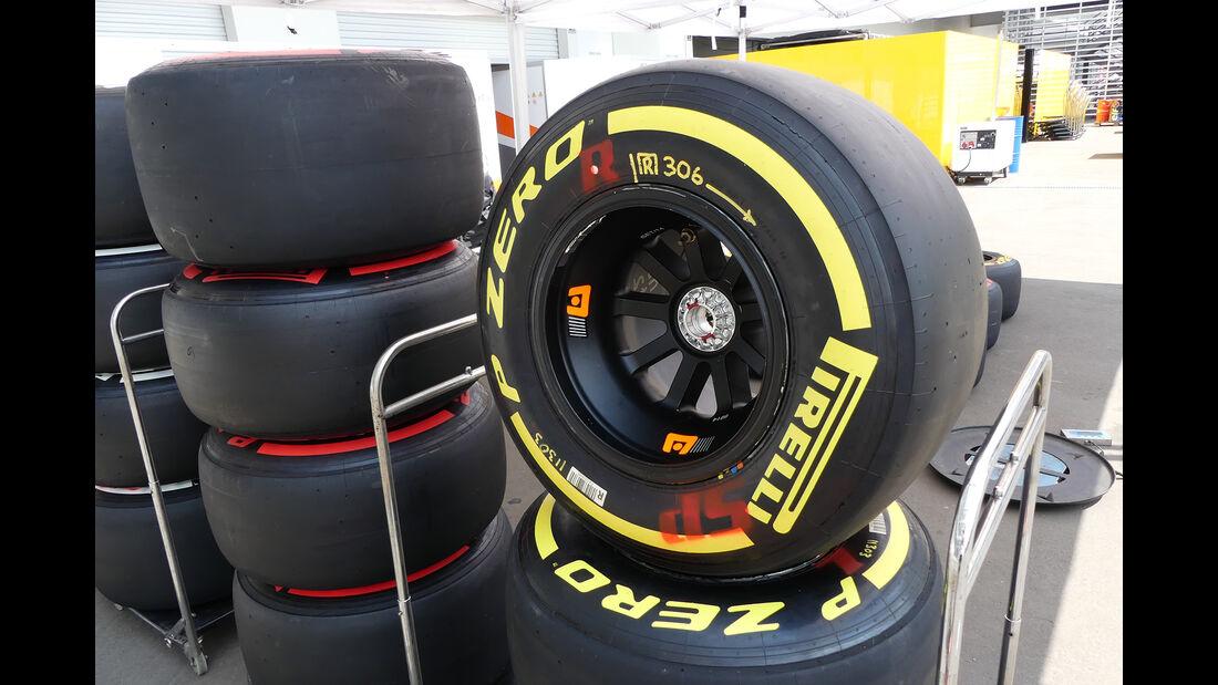 Force India - Formel 1 - GP Mexiko - 26. Oktober 2016