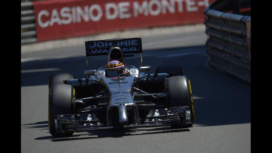 Force India - Formel 1 - GP Monaco - 20. Mai 2014