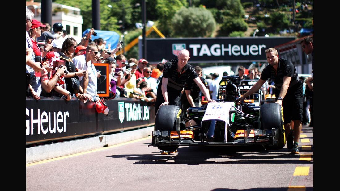 Force India - Formel 1 - GP Monaco 2014