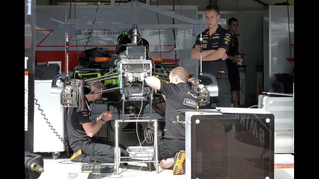 Force India - Formel 1 - GP Monaco - 21. Mai 2014