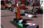 Force India - Formel 1 - GP Monaco - 22. Mai 2013