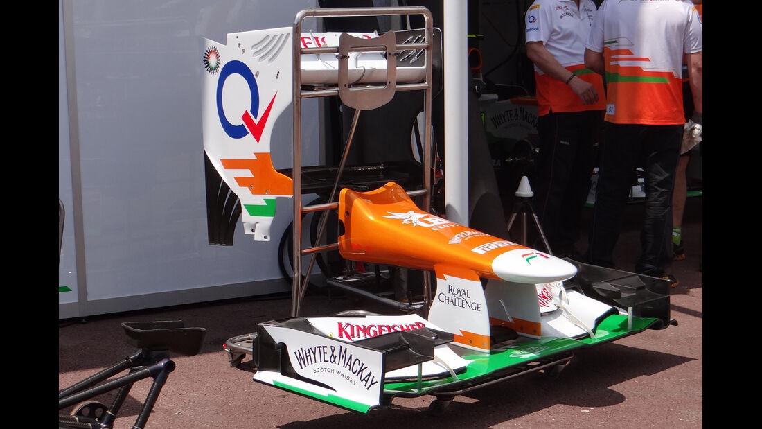 Force India - Formel 1 - GP Monaco - 24. Mai 2012