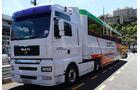 Force India - Formel 1 - GP Monaco - 24. Mai 2016