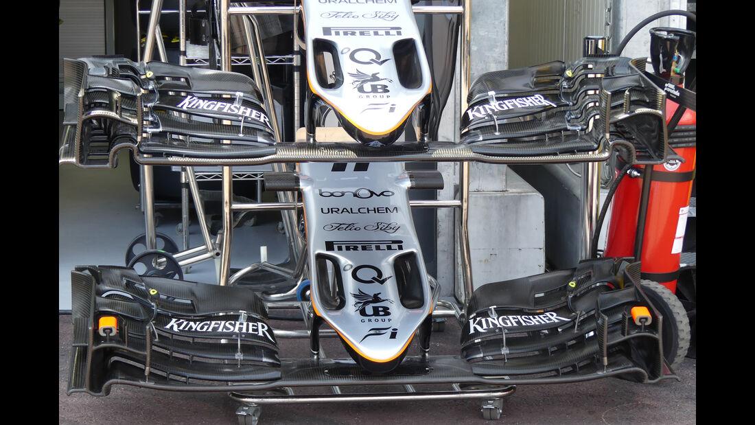 Force India - Formel 1 - GP Monaco - 27. Mai 2016