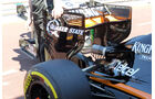 Force India - Formel 1 - GP Monaco - Mittwoch - 20. Mai 2015